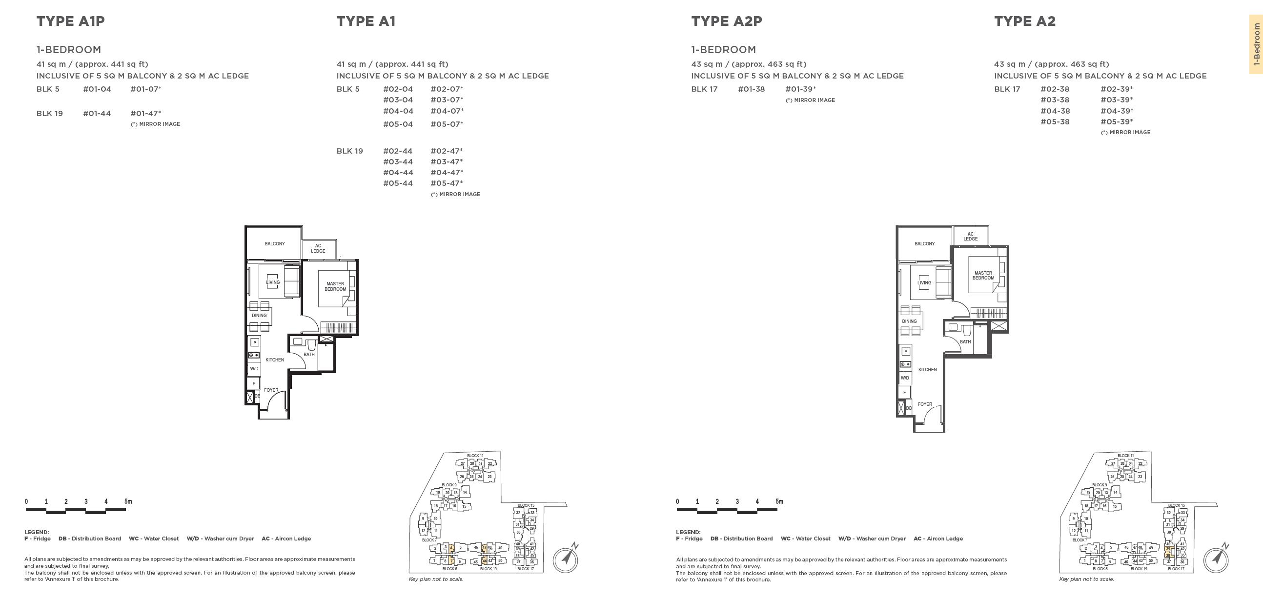 The-Gazania-1-bedroom-floor-plan