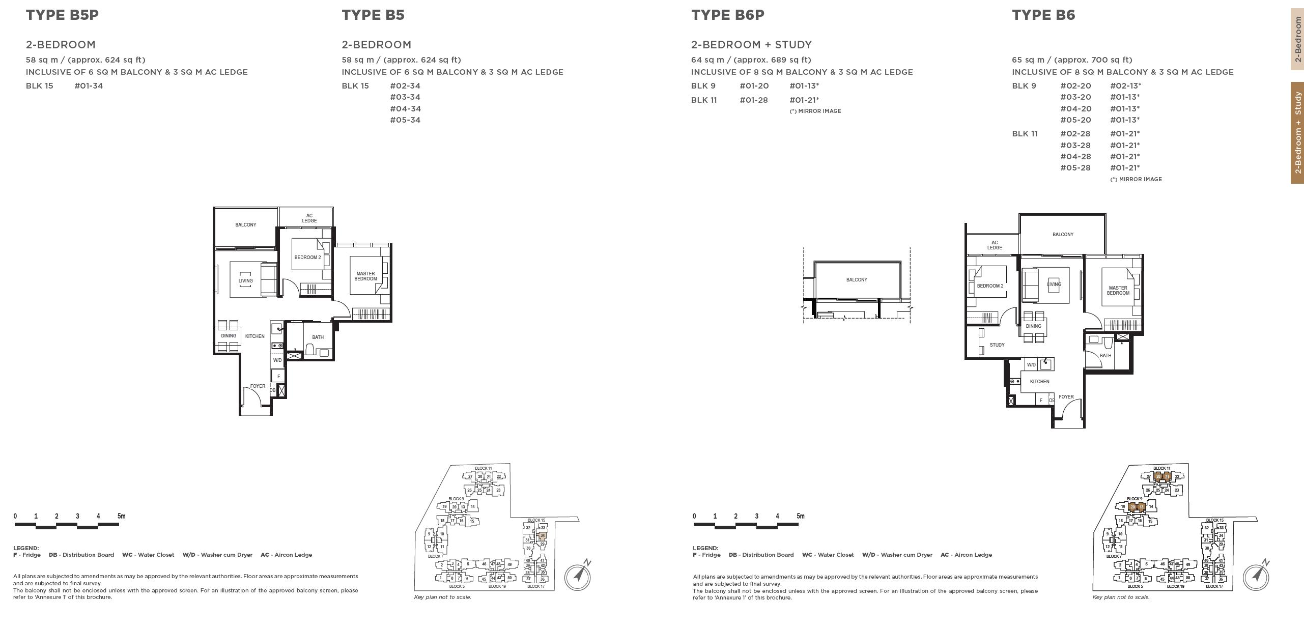 The-Gazania-2-bedroom-floor-plan-2
