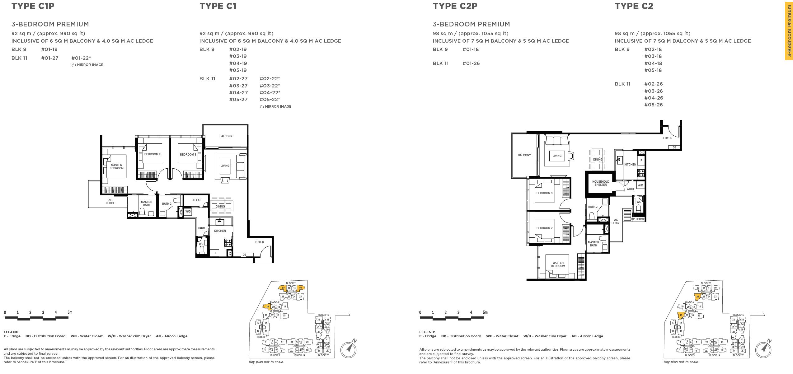 The-Gazania-3-bedroom-floor-plan