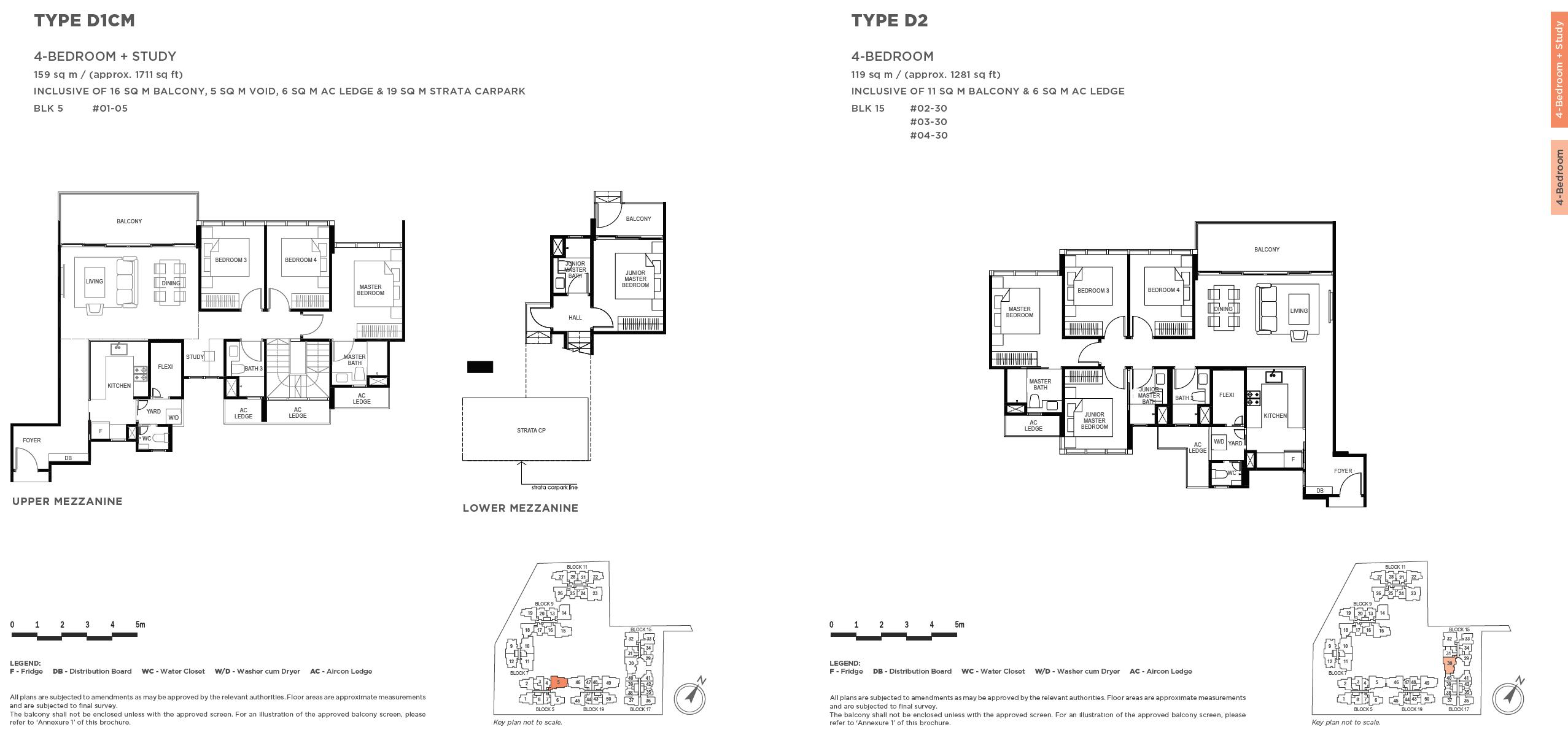 The-Gazania-4-bedroom-floor-plan