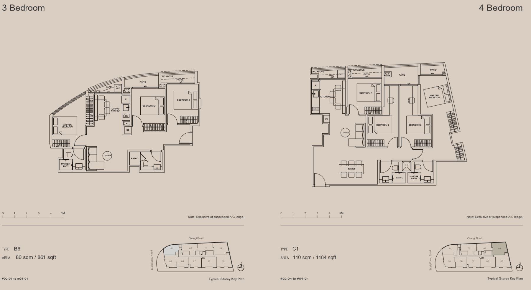 tedge-floor-plans