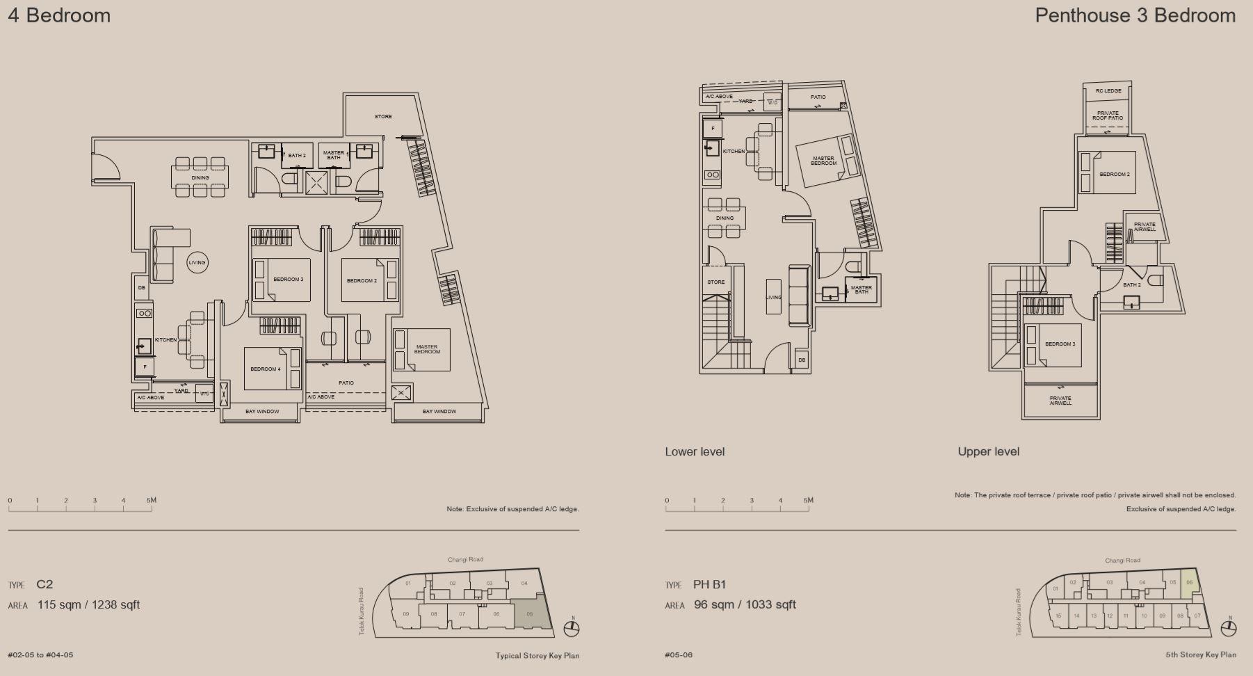 tedge-floorplans