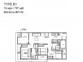 The Addition by Oxley 3 bedroom floor plan