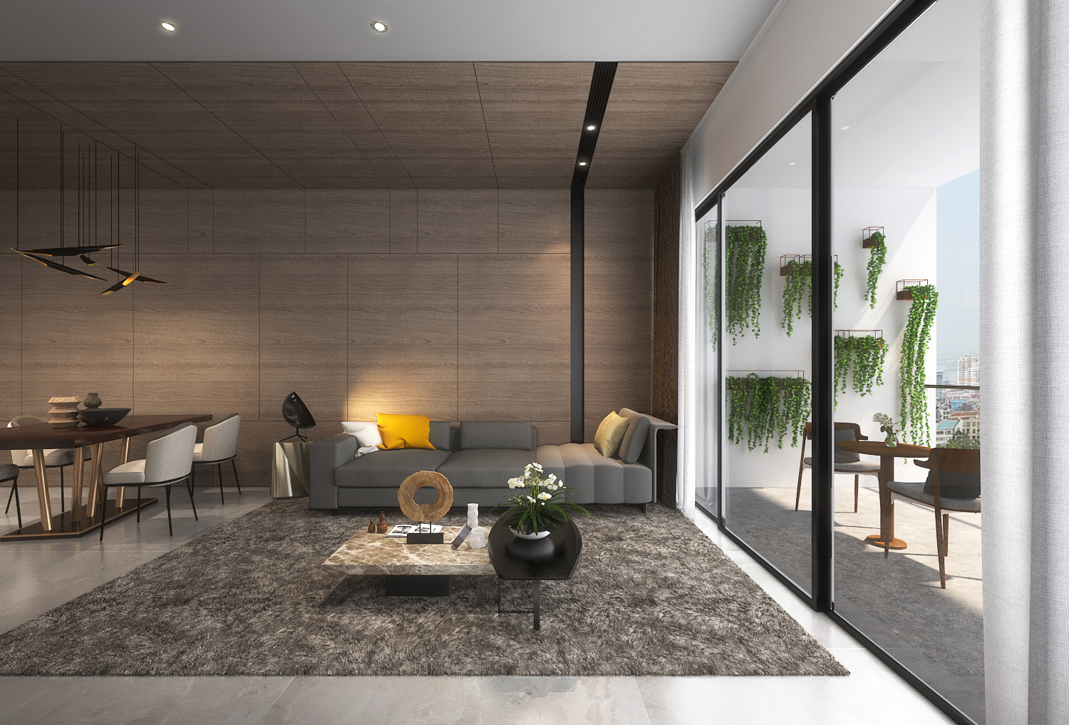 The Addition by Oxley Living room