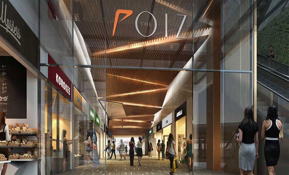 The-Poiz-Centre-Shopping-Mall-Near-to-The-Addition-Condo