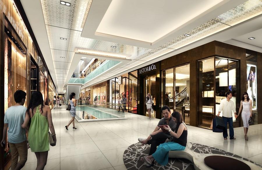 the bridge retail mall cambodia