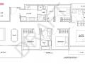 The Criterion ec floor plan 4 Bedroom