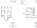 The-Essense-Floor-Plan-2-bedroom-premium