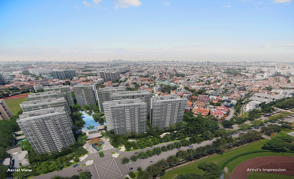 The-Florence-Residences-Ariel-View