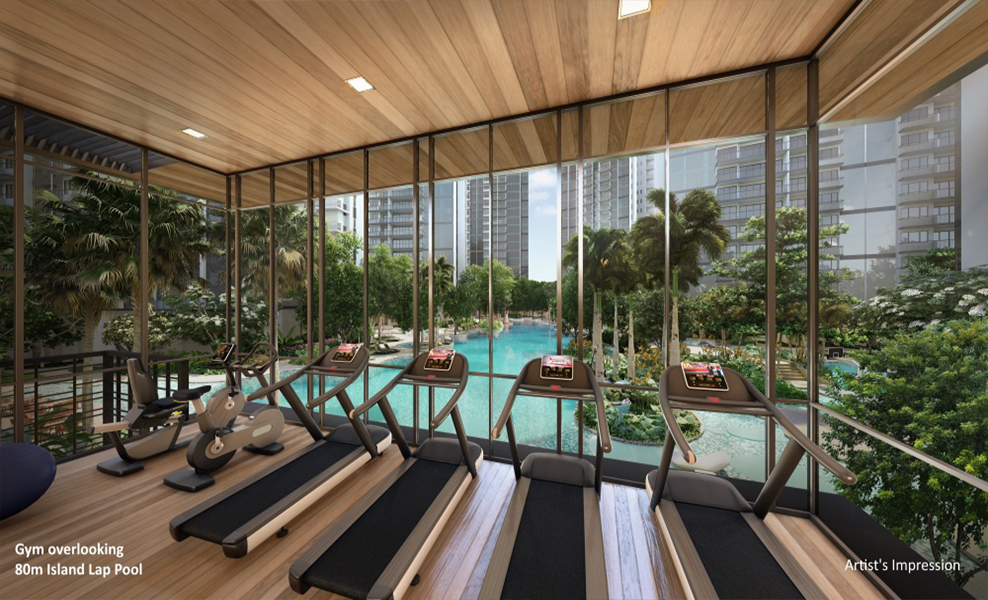 The-Florence-Residences-Gym-Look-Out