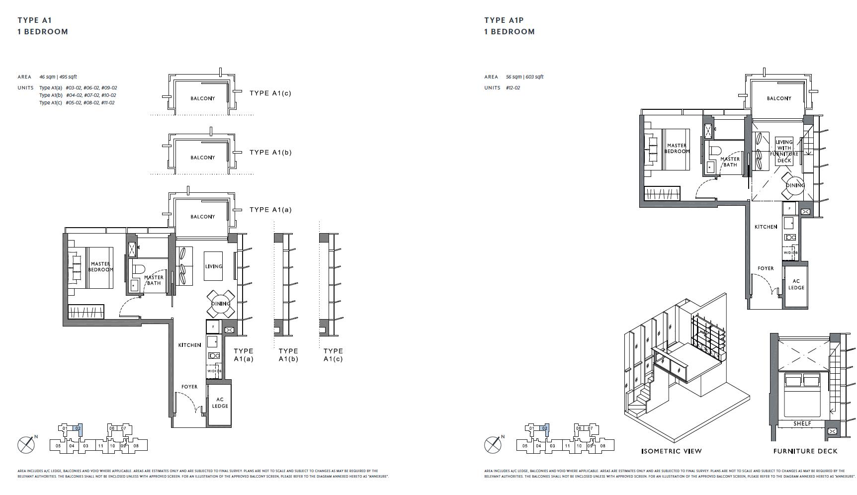 The-Hyde-1-bedroom-floor-plan
