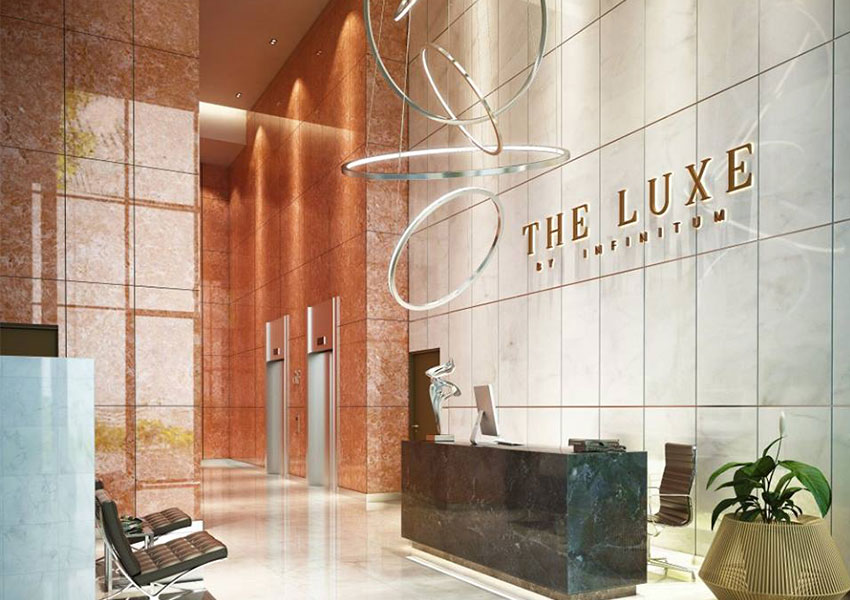 Luxe-lobby