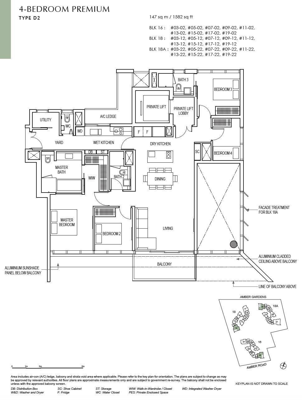 Amber-Park-4-bedroom-premium-floor-plan