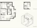 The-Orient-2-Bedroom-Floorplan