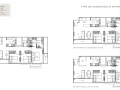The Ramford floor plan 3br