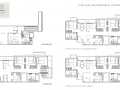 The Ramford floor plan penthouse 1
