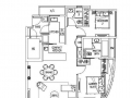 2-Bedroom-Type-A1-@-1227-Sqft-W-Residences