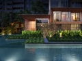 Leedon-Green-Garden-Villa-Night-View