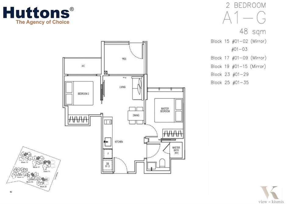 View-at-Kismis-2-bedroom-floor-plan