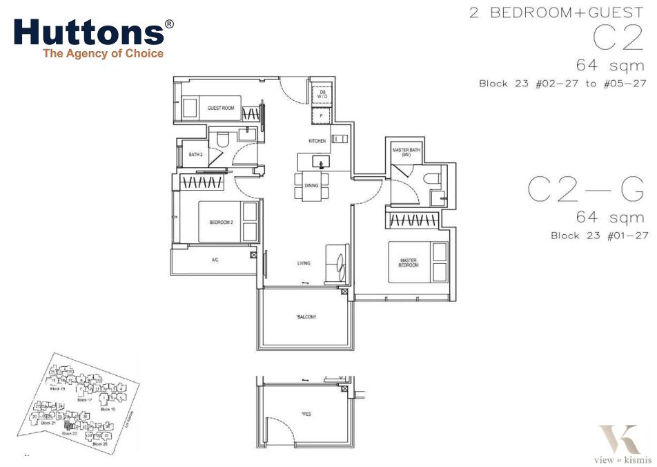 View-at-Kismis-2brguest-floor-plan