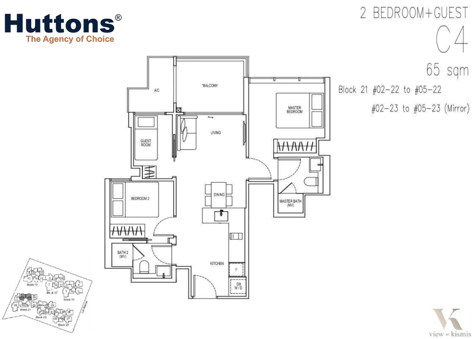 View-at-Kismis-2guest-floor-plan