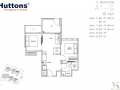 View-at-Kismis-2-bedroom-floor-plan
