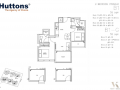 View-at-Kismis-2-bedroom-premium-floor-plan