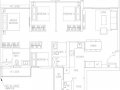 The Visionaire EC Floor Plan D1 4
