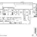 La Fiesta 4 bedroom dual key 1765sqft Type D5(G)