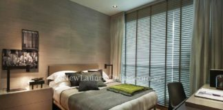 Rivertrees Residences Master Bedroom