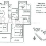 Thomson Three 2 Bedroom Type B2