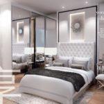 6 Derbyshire Master bedroom