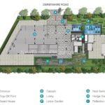 6 Derbyshire Road 1st storey Site Plan