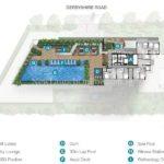 6 Derbyshire Road 5th storey Site Plan