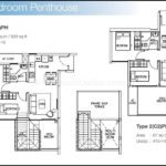 The Skywoods Floor Plan Type 2-C1-PH