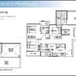 The Skywoods Floor Plan Type 3 S1-PH-B