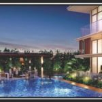 The Bently Residences BBQ Pavilion