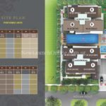 Bently Residences Penthouse Site Plan