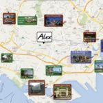 Alex Residences location map