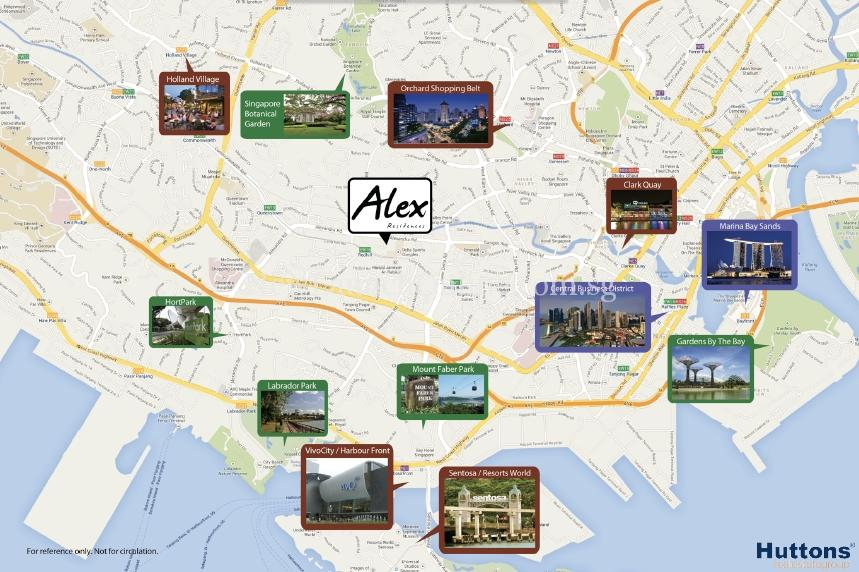 Alex Residences Showflat Hotline 61008935 Showroom