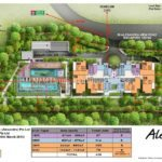 Alex Residences site plan