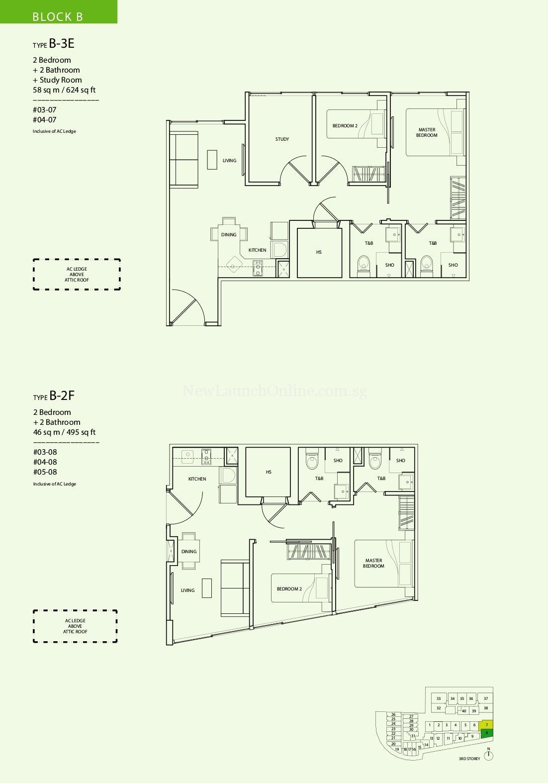 Guillemard Suites @ Guillemard Road