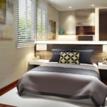 Hills TwoOne Master Bedroom