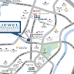 Jewel at Buangkok Location Map