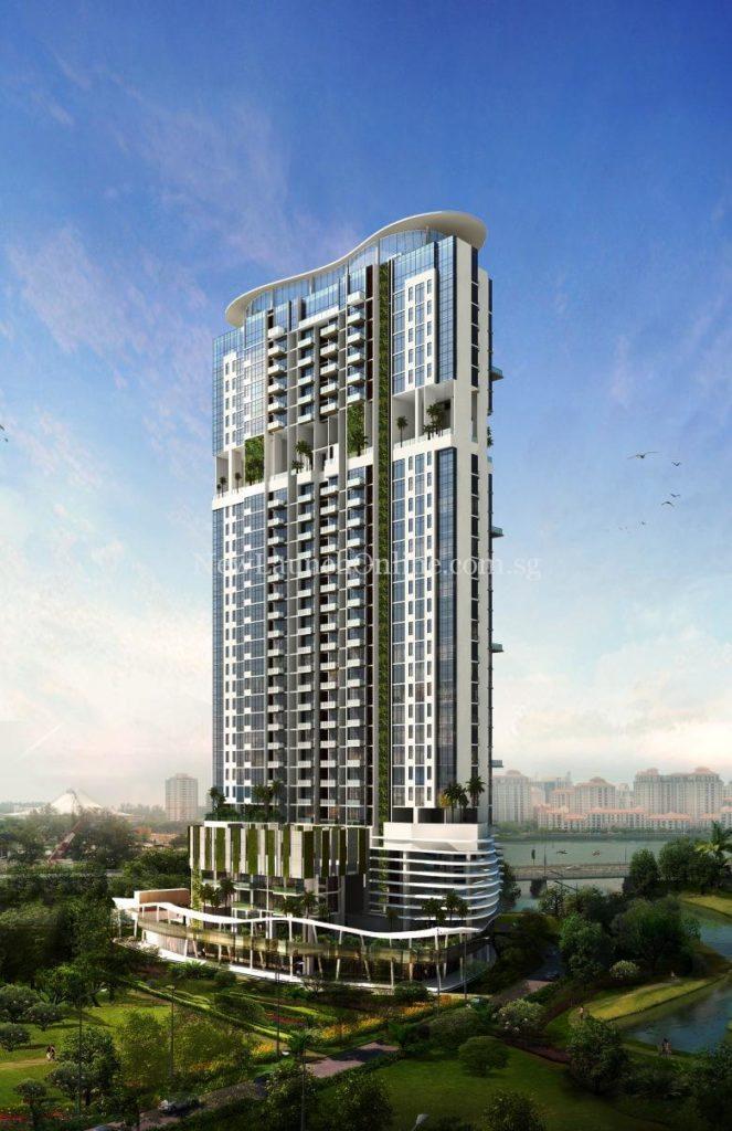 New Launch at Kallang Riverside at the Waterfront