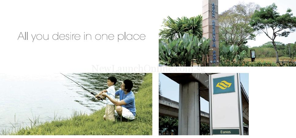 Singa Hills - All Desire in one Place