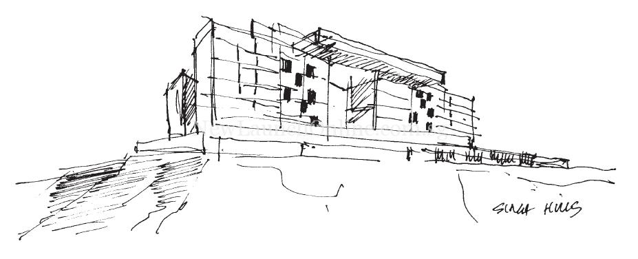 Singa Hills Concept