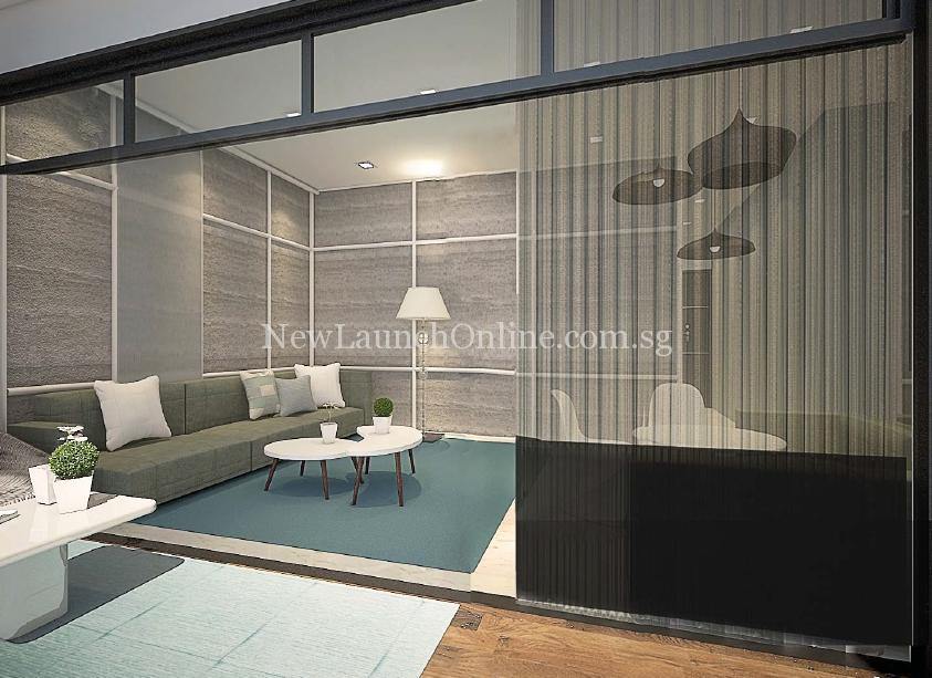 Sunnyvale Residences Living Room 2