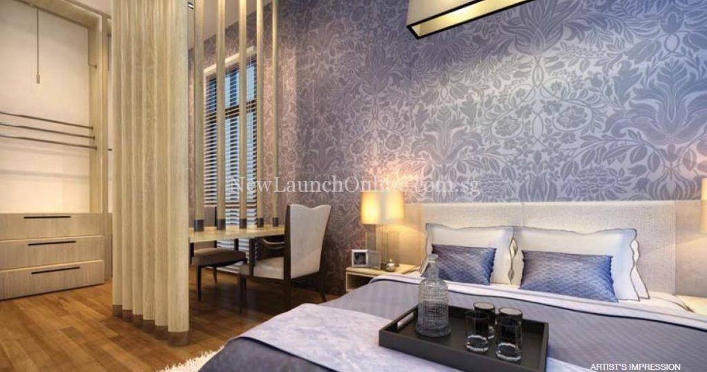 Sunnyvale Residences Master Bedroom
