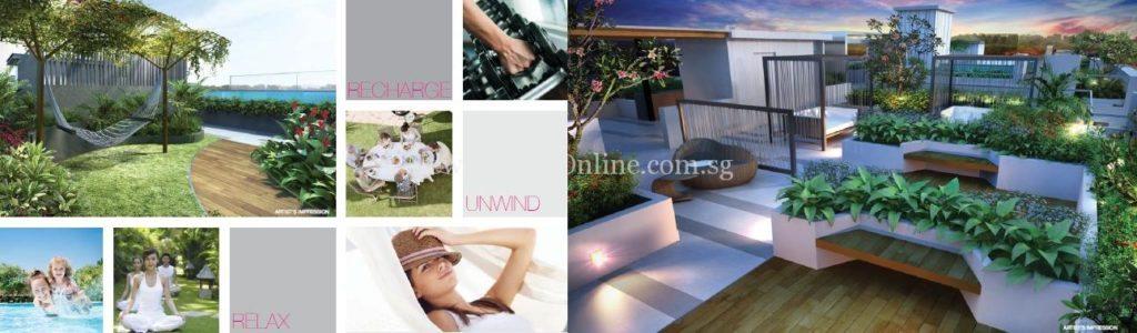 Sunnyvale Residences Rooftop Facilities